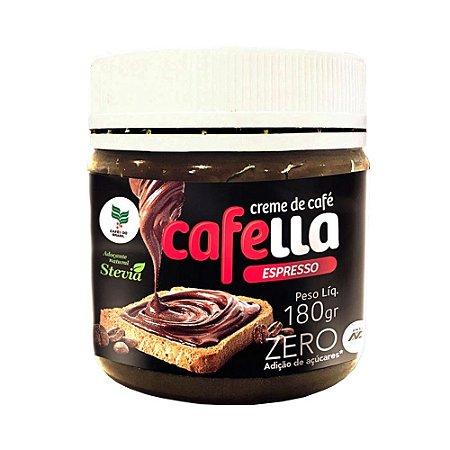 Creme de Café Espresso Zero Cafella 180g