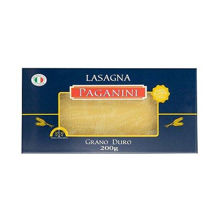 Massa Lasagna Paganini 200g