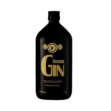 Gin Becosa London Dry 1L