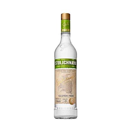 Vodka Stolichnaya Gluten Free 750ml