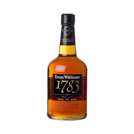 Whisky Evan Williams Kentucky Straight Bourbon 1783 750ml