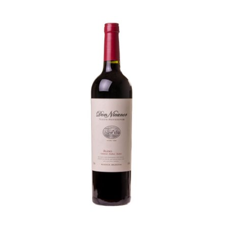 Vinho Don Nicanor Blend Cabernet Malbec Merlot 750ml