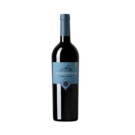 Vinho Borgonero Borgo Scopeto Toscana IGT 2017 750ml