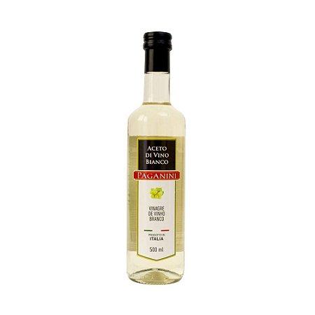 Vinagre Paganini de Vinho Branco 500ml