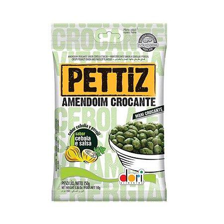 Amendoim Dori Pettiz Crocante Sabor Cebola e Salsa 150g