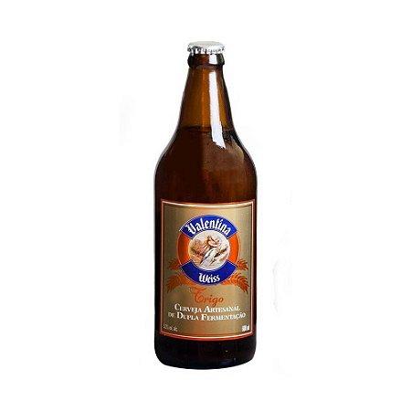Cerveja Valentina Weiss 660ml