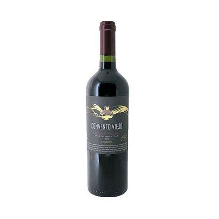 Vinho Convento Viejo Cabernet Sauvignon Reserva 750ml