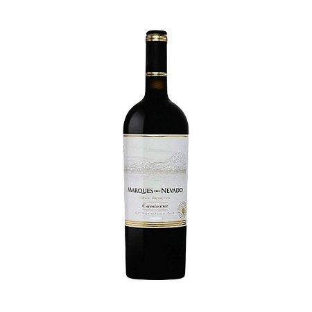 Vinho Marques Del Nevado Gran Reserva Carmenere 750ml