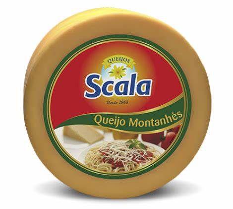 Queijo Parmesão Montanhes Scala em Pedaço 200g