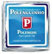 QUEIJO POLENGHINHO TRADICIONAL POLENGHI 20G