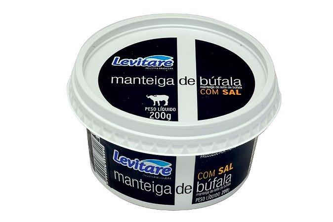 MANTEIGA DE BUFALA COM SAL LEVITARE 200G