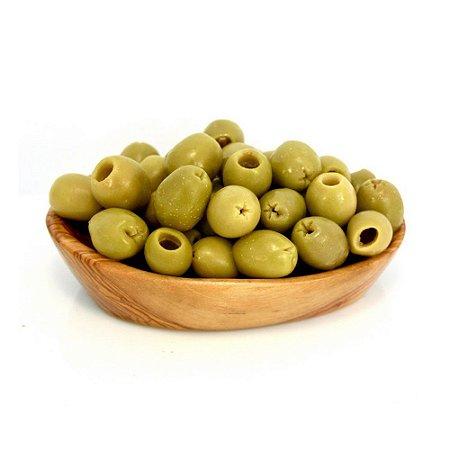 Azeitona Verde sem caroço 100g