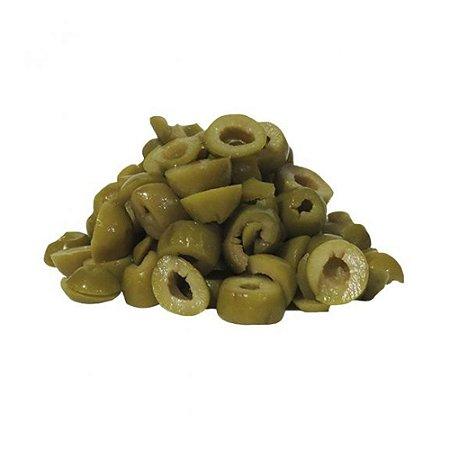 Azeitona Verde fatiada 100g