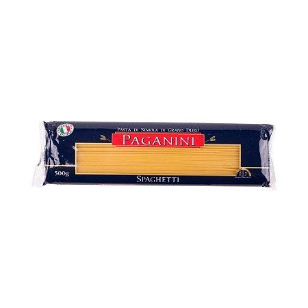 Massa Spaghetti Paganini 500g