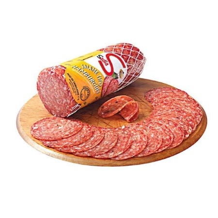 SALAME HAMBURGUES SADIA FATIADO 100 gramas