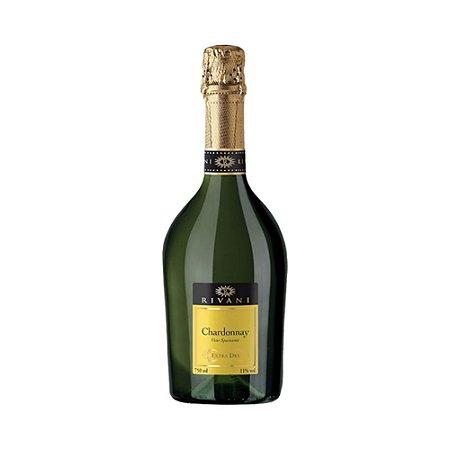 Espumante Rivani Chardonnay Extra Dry 750ml