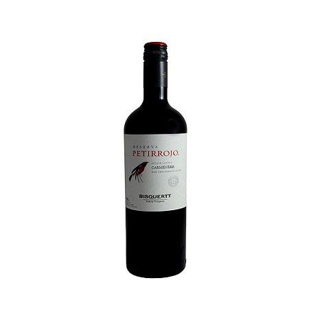 Vinho Petirrojo Reserva Cabernet Sauvignon 375ml