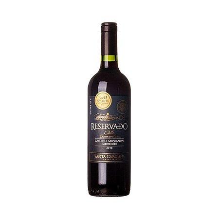 Vinho Santa Carolina Reservado Cabernet Carmenere 750ml