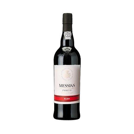 Vinho do Porto Messias Ruby Doce 750ml