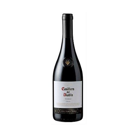 Vinho Casillero Del Diablo Shiraz 750ml