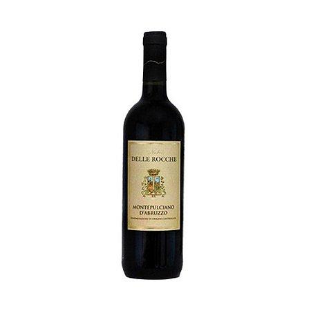 Vinho Nobile Delle Rocche Montepulciano D´Abruzzo 750ml