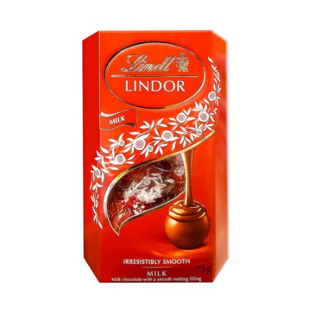 CHOCOLATE LINDT LINDOR BALLS 75G