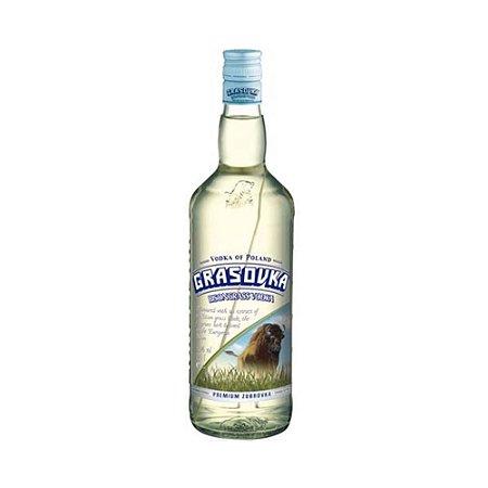 Vodka Grasovka Bisongrass 1L