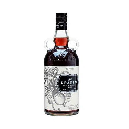 Rum The Kraken Black Spiced 750 ML
