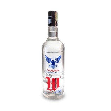 Vodka Doble W Standard 970ml