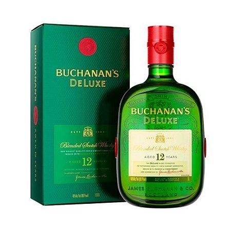 Whisky Buchanans 12 Anos 1 L
