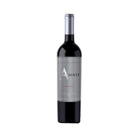 Vinho Annie Gran Reserva Carmenere 750ml