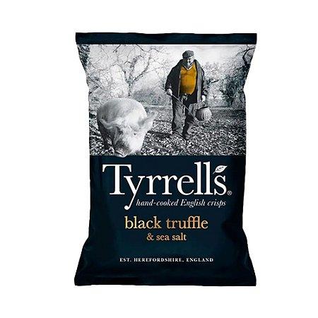 BATATA  BLACK  TRUFFLE TYRRELLS 150G