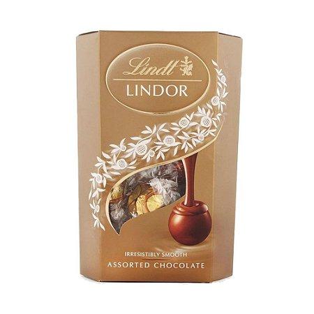 CHOCOLATE LINDT LINDOR BALLS ASSORTED 75G
