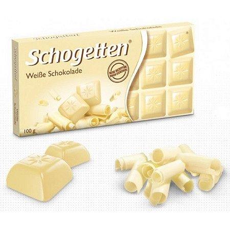 CHOCOLATE BRANCO SCHOGETTEN 100G