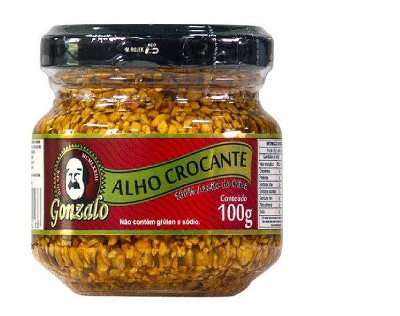 ALHO CROCANTE GONZALO 100G