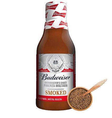 MOLHO DE PIMENTA MALTADA BUDWEISER SMOKED  210ML