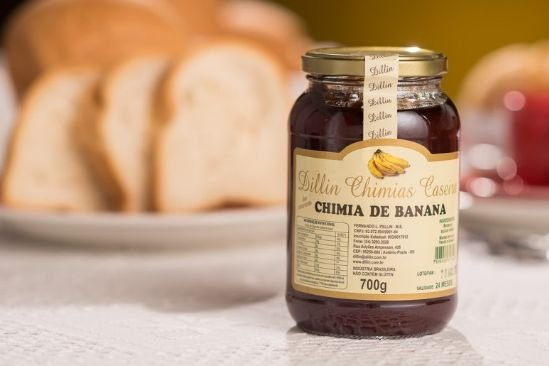 CHIMIA DE BANANA DILLIN CHIMIAS 700G