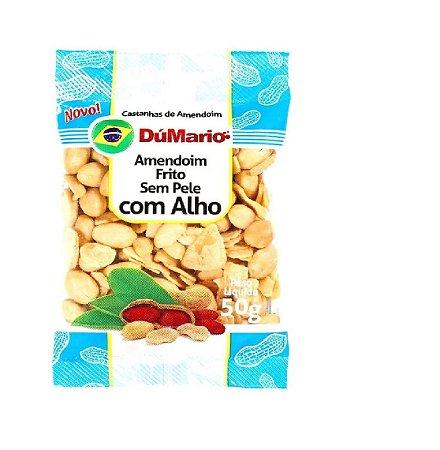 AMENDOIM FRITO COM ALHO DUMARIO 50G