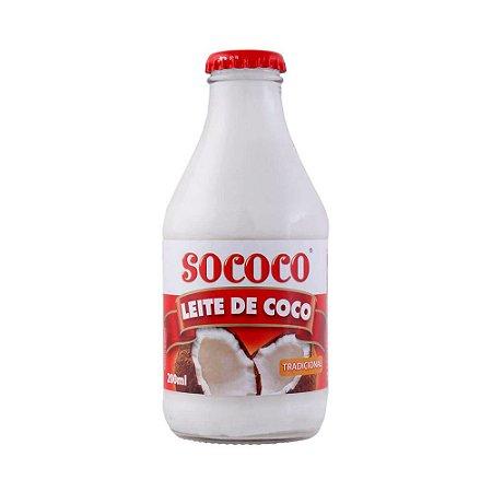 Leite de Coco Soco 200ml