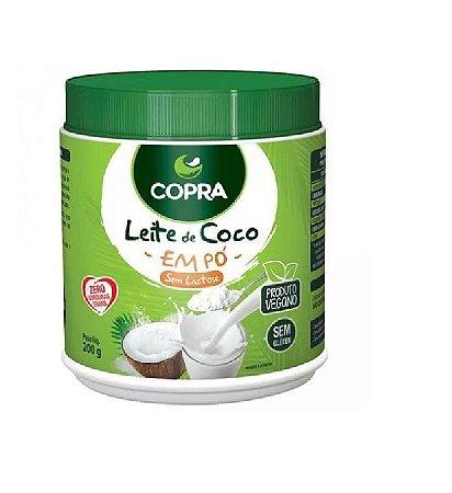 LEITE DE COCO EM PO COPRA 200G