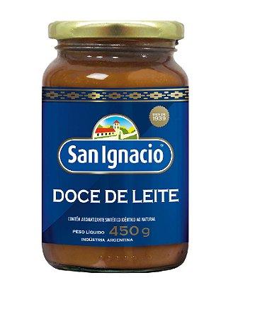 DOCE DE LEITE ARGENTINO SAN IGNACIO VD 450G
