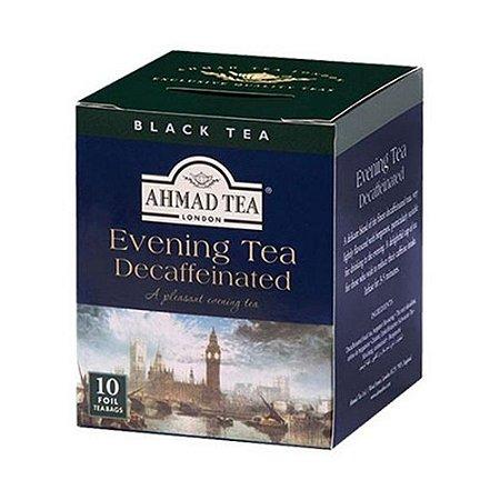 CHA EVENING TEA DESCAFEINADO AHMAD TEA 20G
