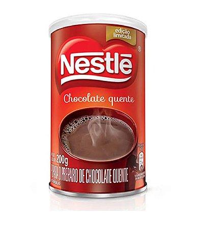 NESTLE CLASSIC EM PO PARA CHOCOLATE QUENTE  200G