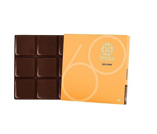 CHOCOLATE 60% MENDOA COM CASTANHA DO PARA 75G