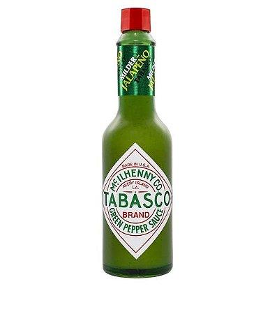 MOLHO TABASCO GREEN SAUCE 60ML