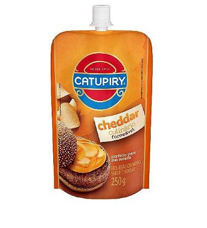 Requeijão Cremoso Cheddar Catupiry 250g