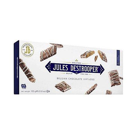 BISCOITO JULES DESTROOPER CHOCOLATE VIRTUOSO 100G