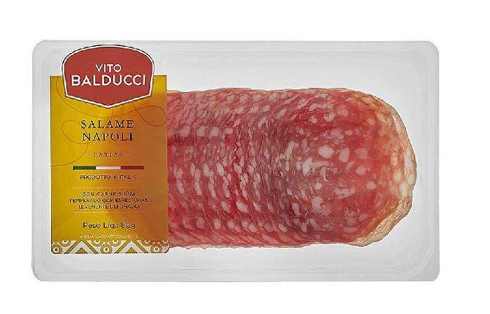 SALAME NAPOLI FATIADO VITO BALDUCCI 80G