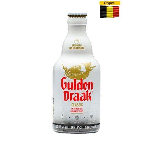 CERVEJA GOULDEN DRAAK 330ML