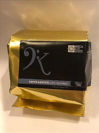 CAFE KAFFE KANTATE TORRADO E MOIDO PETTIT GOURMET 150G